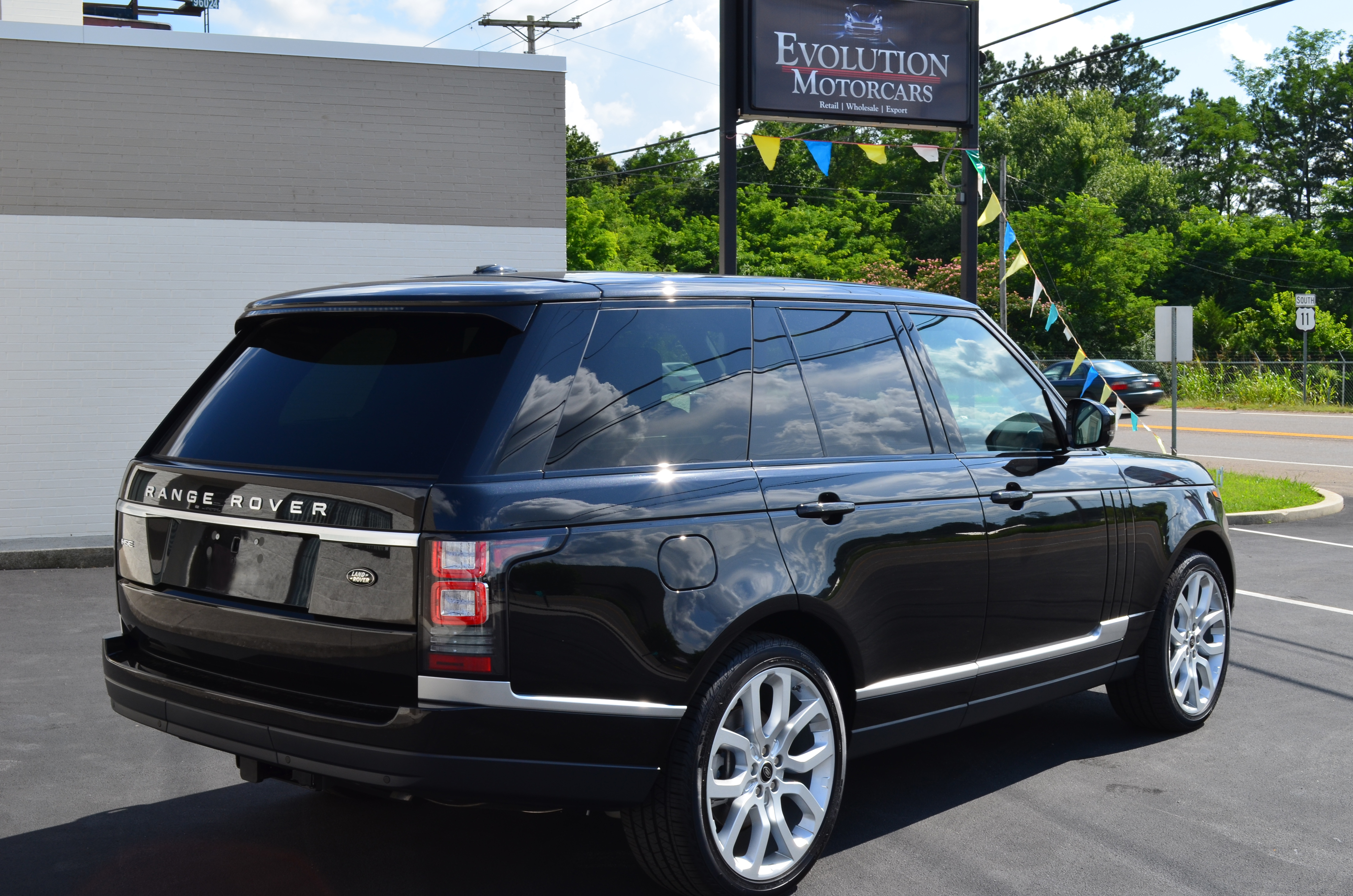 Range Rover Hse Limo Rental Amp Transport Service In Nyc