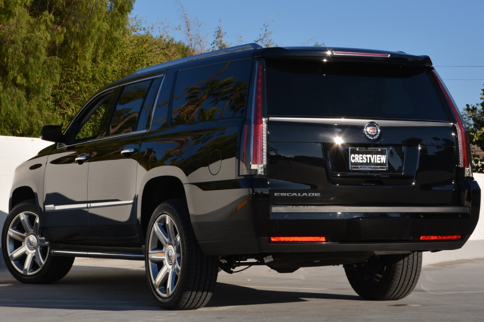 Cadillac Escalade Esv Limo Rental Amp Transport Services In Nyc