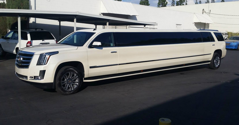 20 Passenger Escalade Reliance Ny Group