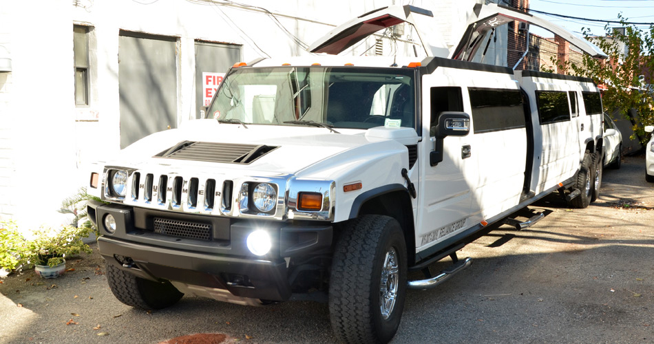 20 Passenger H2 Hummer Reliance Ny Group