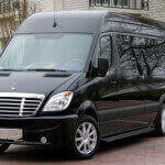 bus & van transportation services