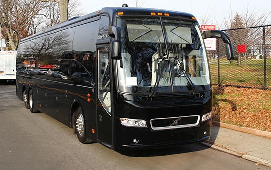 coach bus rental new york