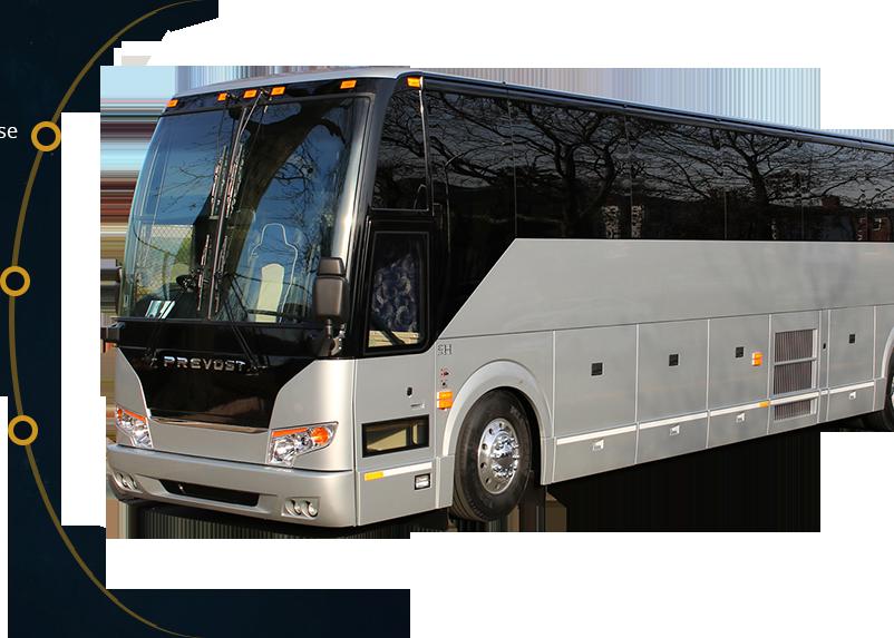 coach bus rentals nyc