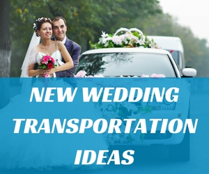New Wedding in Limo Transportation Ideas