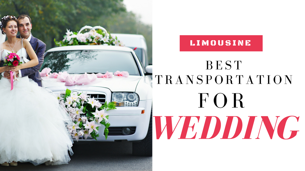 Wedding Transportation Limousine NYC