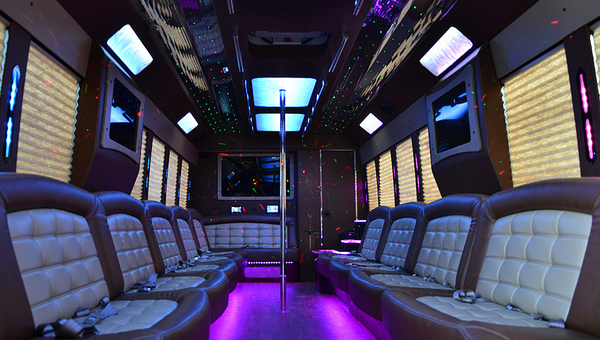 limo and party bus rentals nyc
