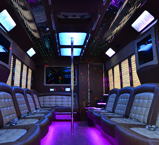 party bus rental transportation nyc