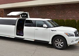 stretch limo service near nyc