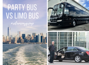 Party Bus vs Limo Bus
